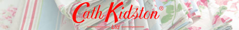 Cath Kidston Home Shopping ~ Save £££ at Cath Kidston Sale - Big Bargains On All Products