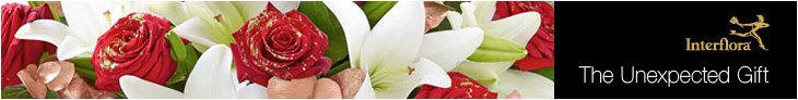 Interflora, for Flowers, Hampers, Gifts, Chocolates